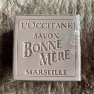 FREE ITEM L'Occitane Savon Bonne Mère Marseille Bar Soap
